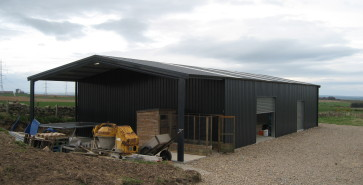 Adaptable Steel Buildings : Steel Agricultutal Buildings Glasgow