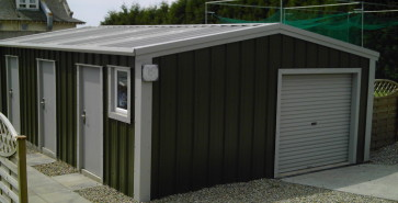 Adaptable Steel Buildings : Bespoke Steel Buildings Glasgow